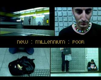 New Millennium Poor - Roberto Marsella